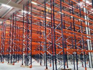 Logistiek concept en Fysieke productielogistiek